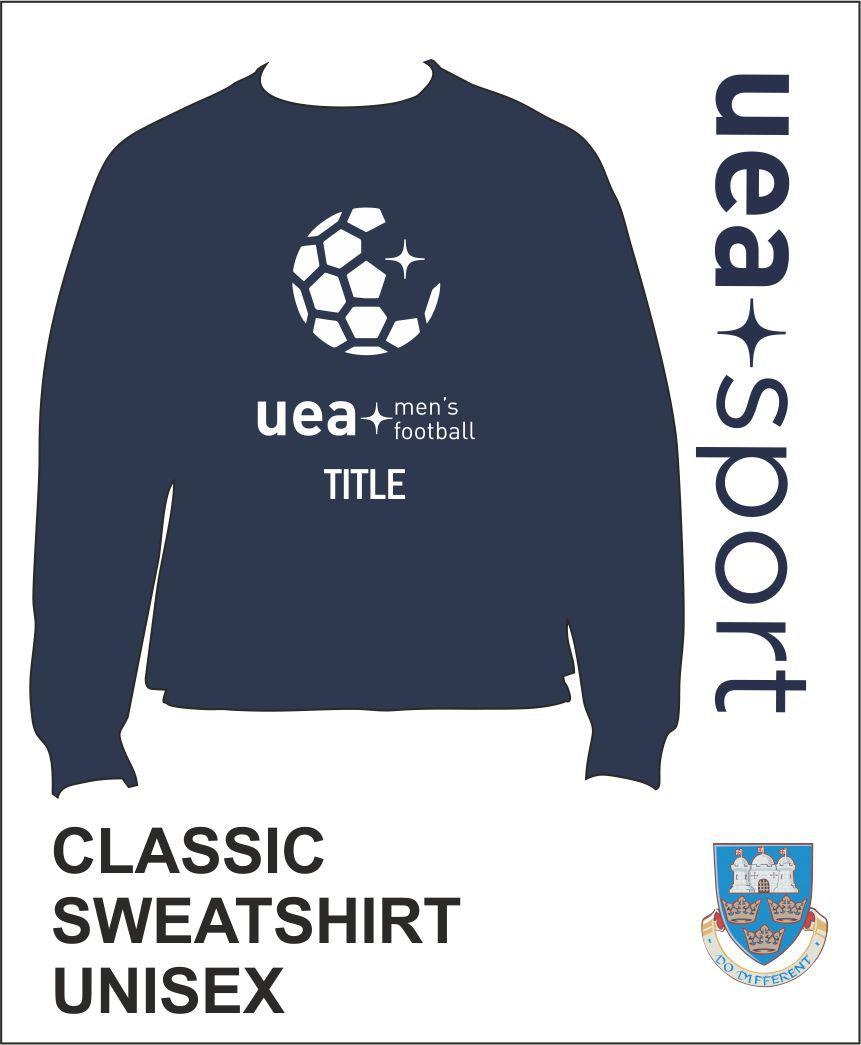 Classic Sweatshirt Back