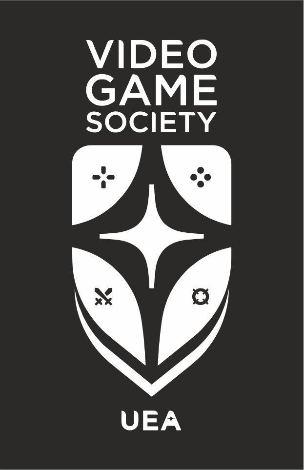 Uea Video Game Society Logo
