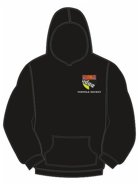 Norfolk Hockey Hooded Sweat Top