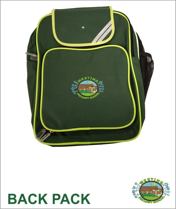 Junior Backpack(weeting Primary)