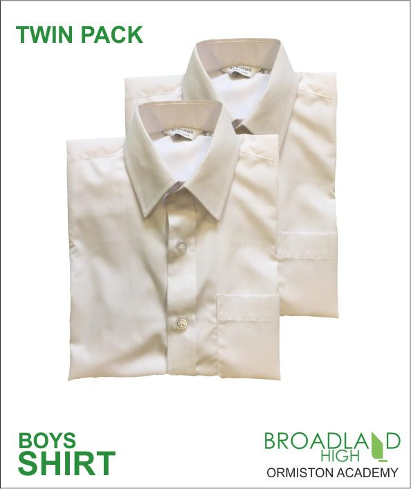 Boys Shirts Twin Pack
