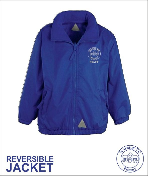 Reversible Jacket Staff(scarning)