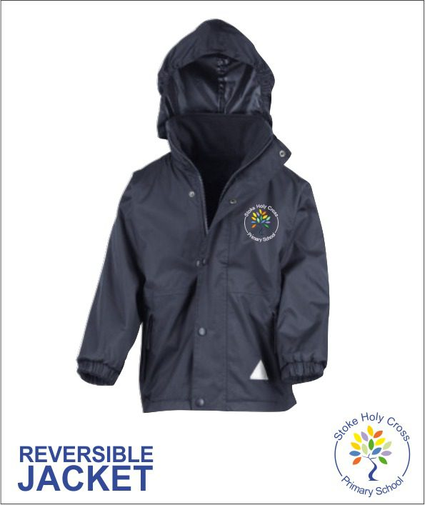 Reversible Waterproof Coat