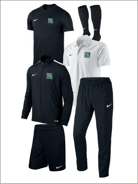Pack Easton & Otley College Academy Football