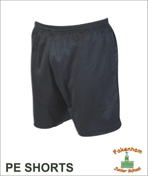 Pe. Shorts(fakenham Junior School)