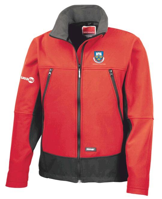 Uea Ski Team Soft Shell Jacket