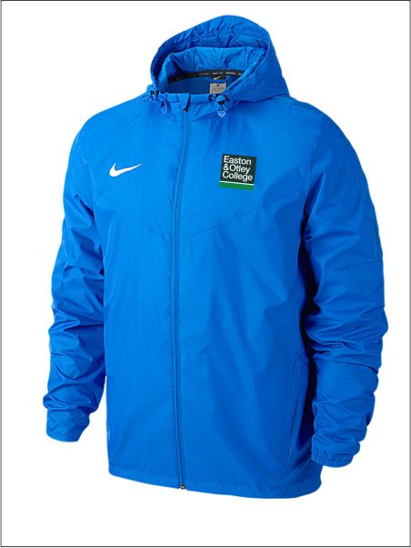 Easton & Otley College Nike Sport Foundation Rain Jacket