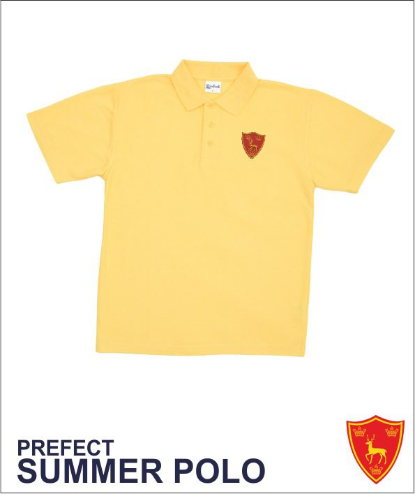 Summer Prefect Polo