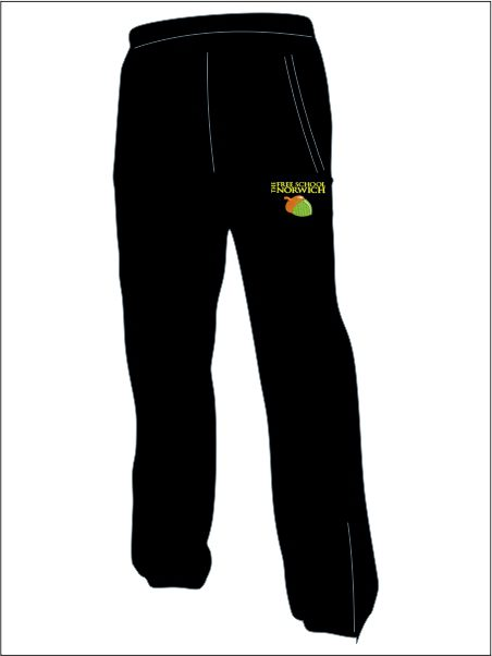 Pe Track Pants (free School Norwich) Optional