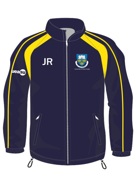 Uea Women's Fit Track Top