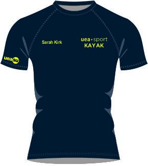 Uea Kayak Cottont Shirt - Mens