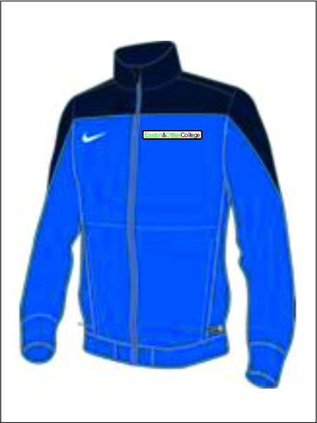 Easton & Otley Sideline Woven Jacket