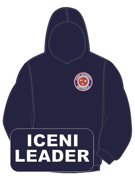 'iceni Leader' Hooded Sweatshirt Girls