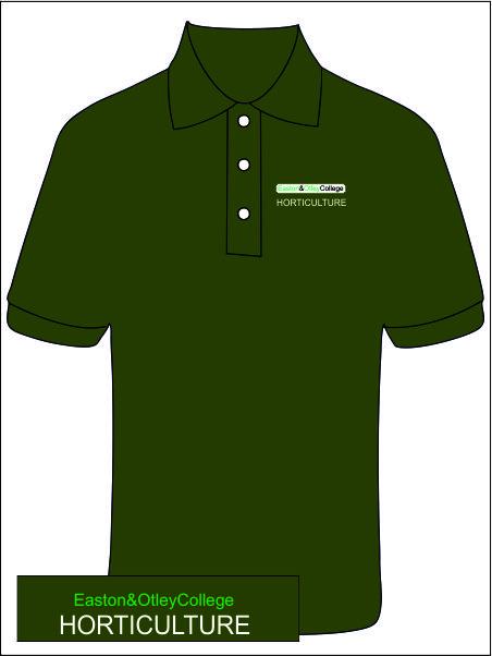 Polo Shirt - Easton&otley Horticulture
