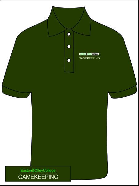 Polo Shirt - Easton&otley Gamekeeping