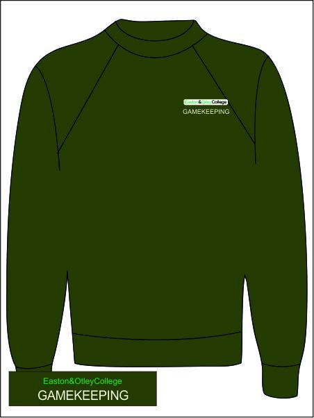 Sweatshirt - Easton&otley Gamekeeping