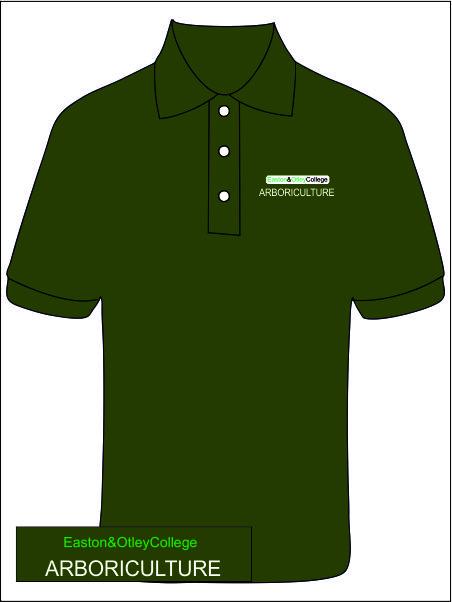 Polo Shirt - Easton&otley Arboriculture