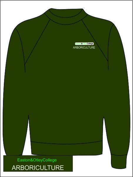 Sweatshirt - Easton&otley Arboriculture