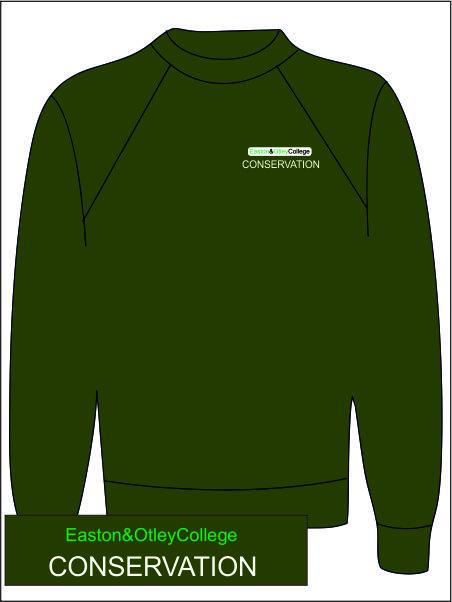 Sweatshirt - Easton&otley Conservation