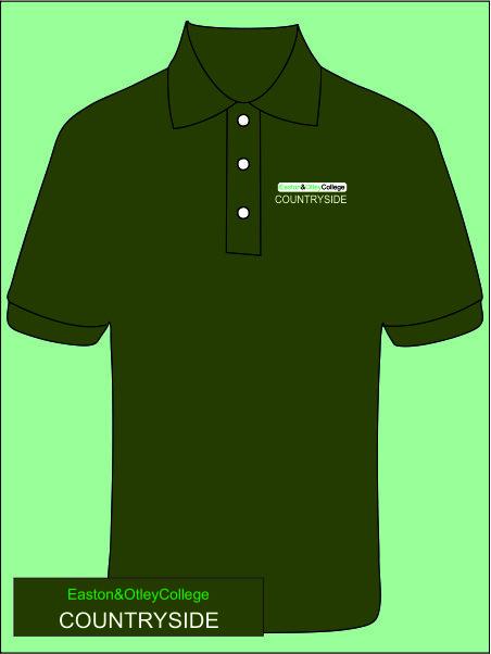 Polo Shirt - Easton&otley Countryside