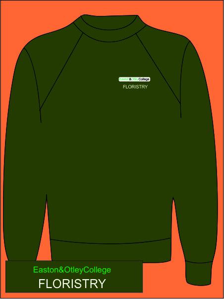 Sweatshirt - Easton&otley Floristry