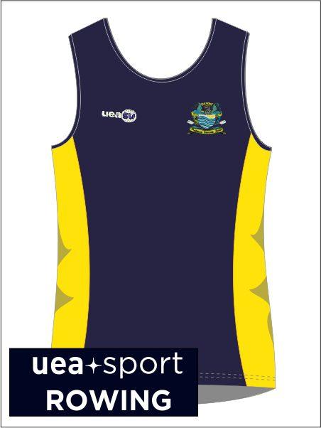 Uea Rowing Vest - Men's Fit