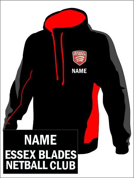 Essex Blades Contrast Hoody