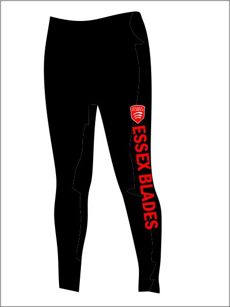 Base Layer Leggings (essex Blades) Netball Club
