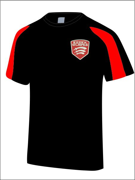 Training Tee (essex Blades) Netball Club