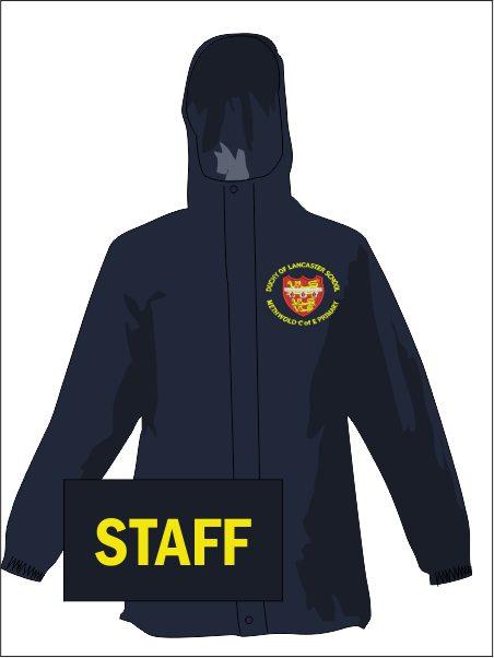 Staff Rain Jacket