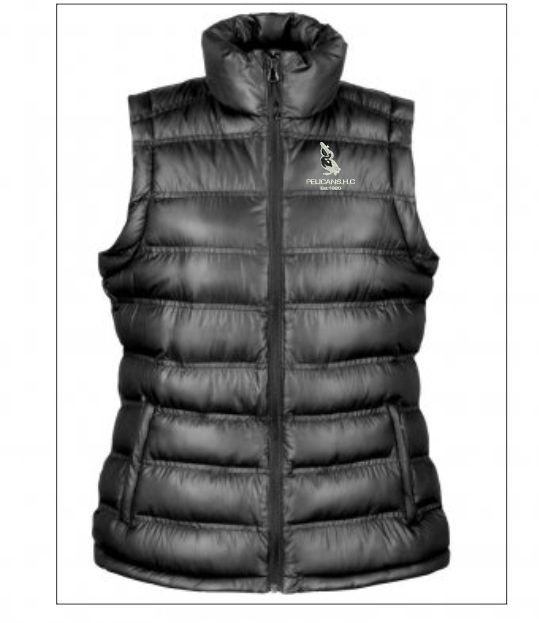 Womens Bodywarmer