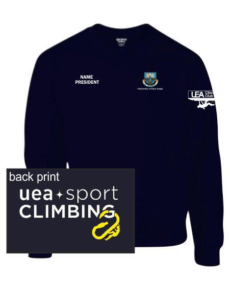 Uea Climbing Sweat Shirt