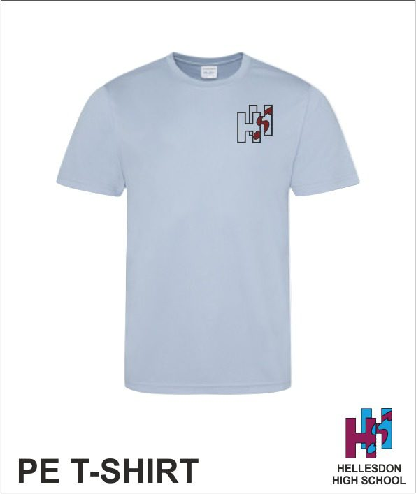 Hellesdon High Pe T Shirt