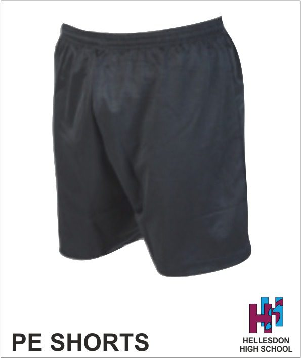 Hellesdon High Pe Shorts