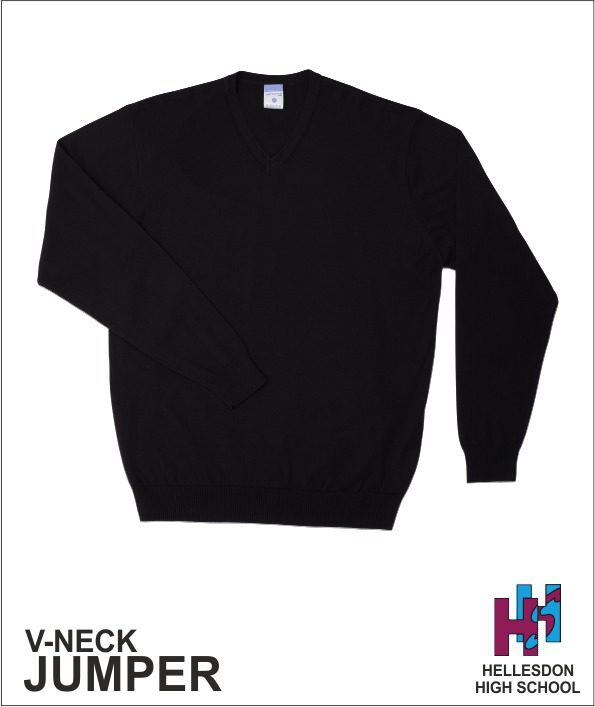 Hellesdon High V Neck Sweater