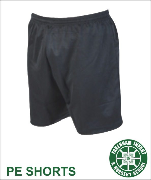 Fakenham Infant School Pe Shorts