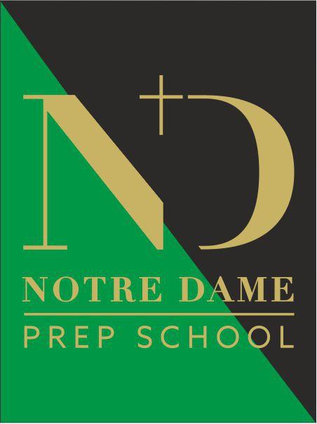 Notre Dame Prep 2017 Logo