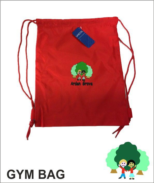 Arden Grove Gym Bag