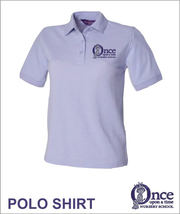 Once Upon A Time Staff Polo