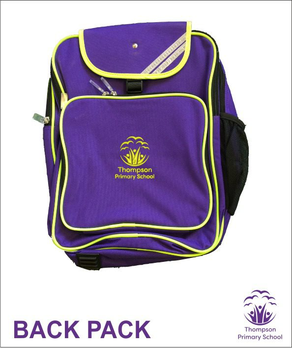 Thompson School Back Pack