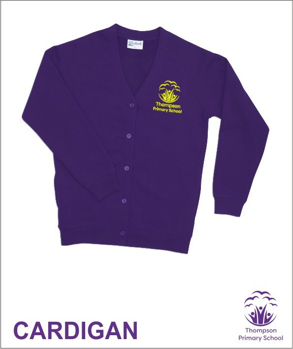 Thompson School Cardigan