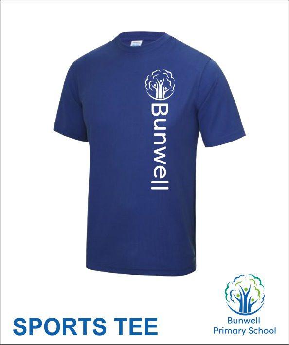 Bunwell Primary Sports Tee