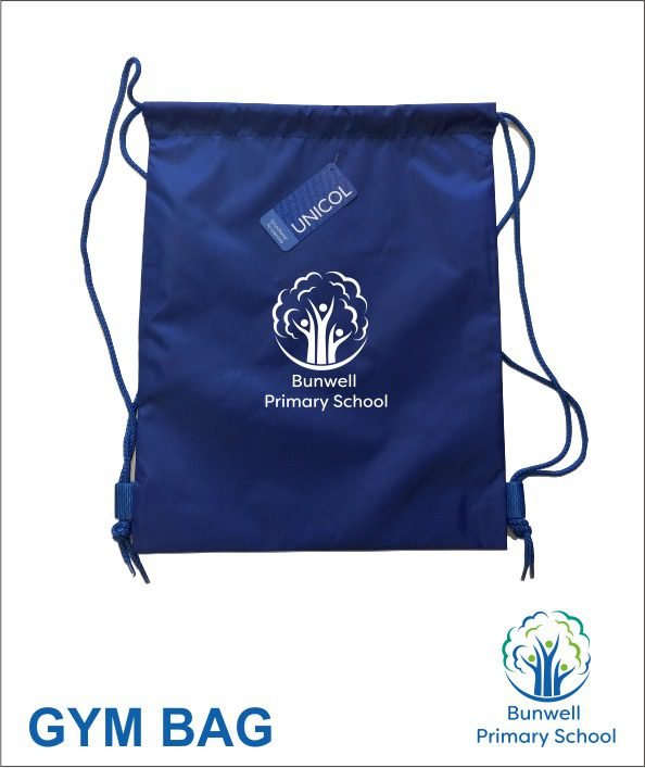 Bunwell Primary Gym Bag
