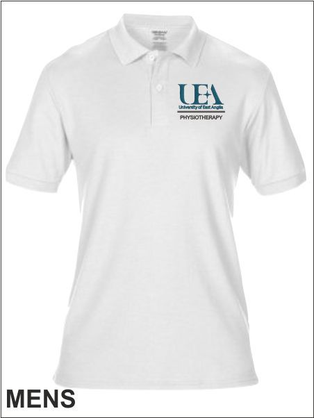 Uea Physio Society Mens Polo