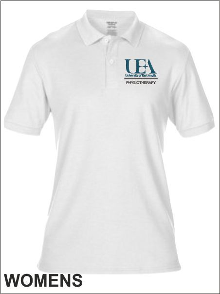 Uea Physio Society Womens Polo