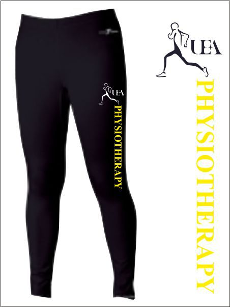 Uea Physio Society Baselayer Leggings