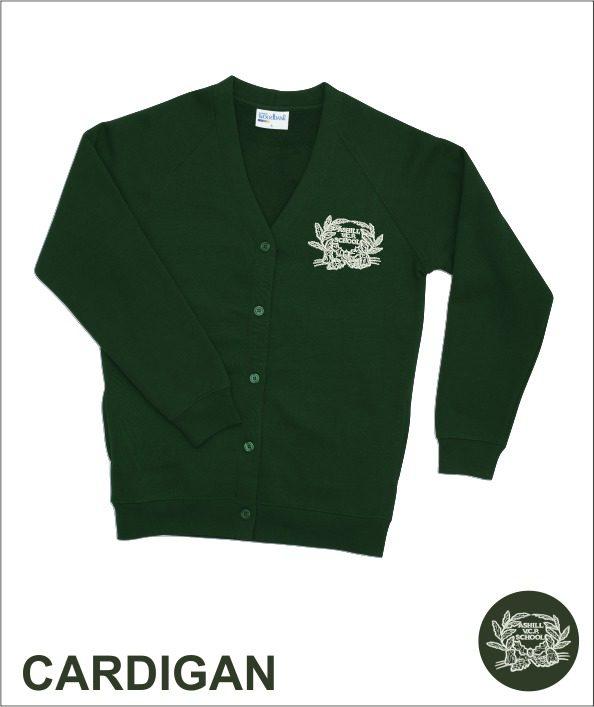Ashill Uniform Cardigan
