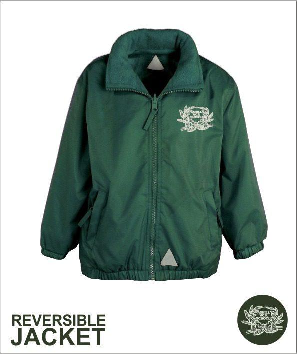 Ashill Uniform Reversible Jacket