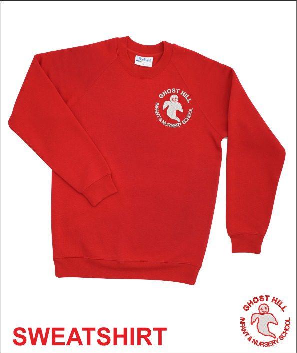 Ghost Hill Sweatshirt