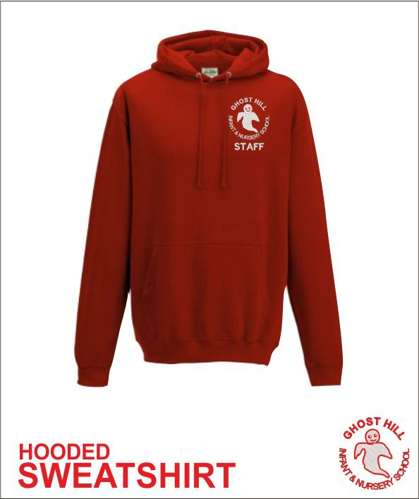 Ghost Hill Staff Hoody